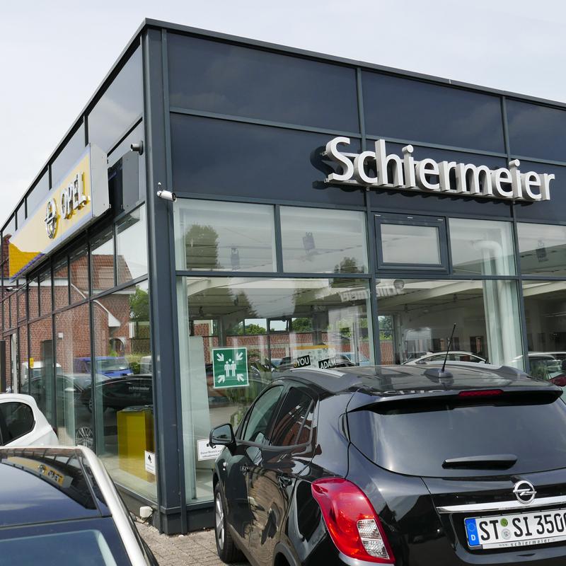 Standorte - Autohaus Schiermeier